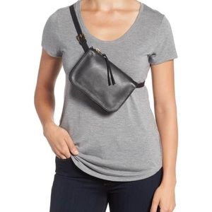 🖤NWT🖤Madewell🖤The Simple Pouch Bag (M)